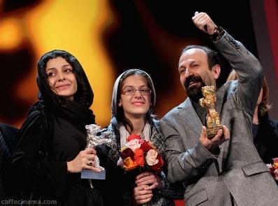 فرهادی با خرس طلایی جشنواره برلین